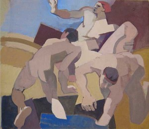 Se Issue The Male Nude A Declining Subject In Art